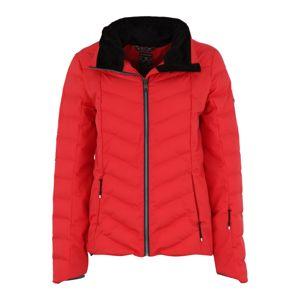 ZIENER Sportovní bunda  červená